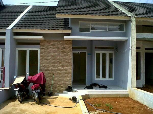 rumah minimalis sederhana type 45 2014