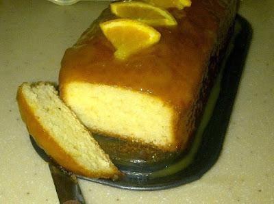طريقة عمل كيكة البرتقال الهشة بالصوص, كيكة البرتقال الهشة بالصوص, كيكة البرتقال, الكيكة, برتقال