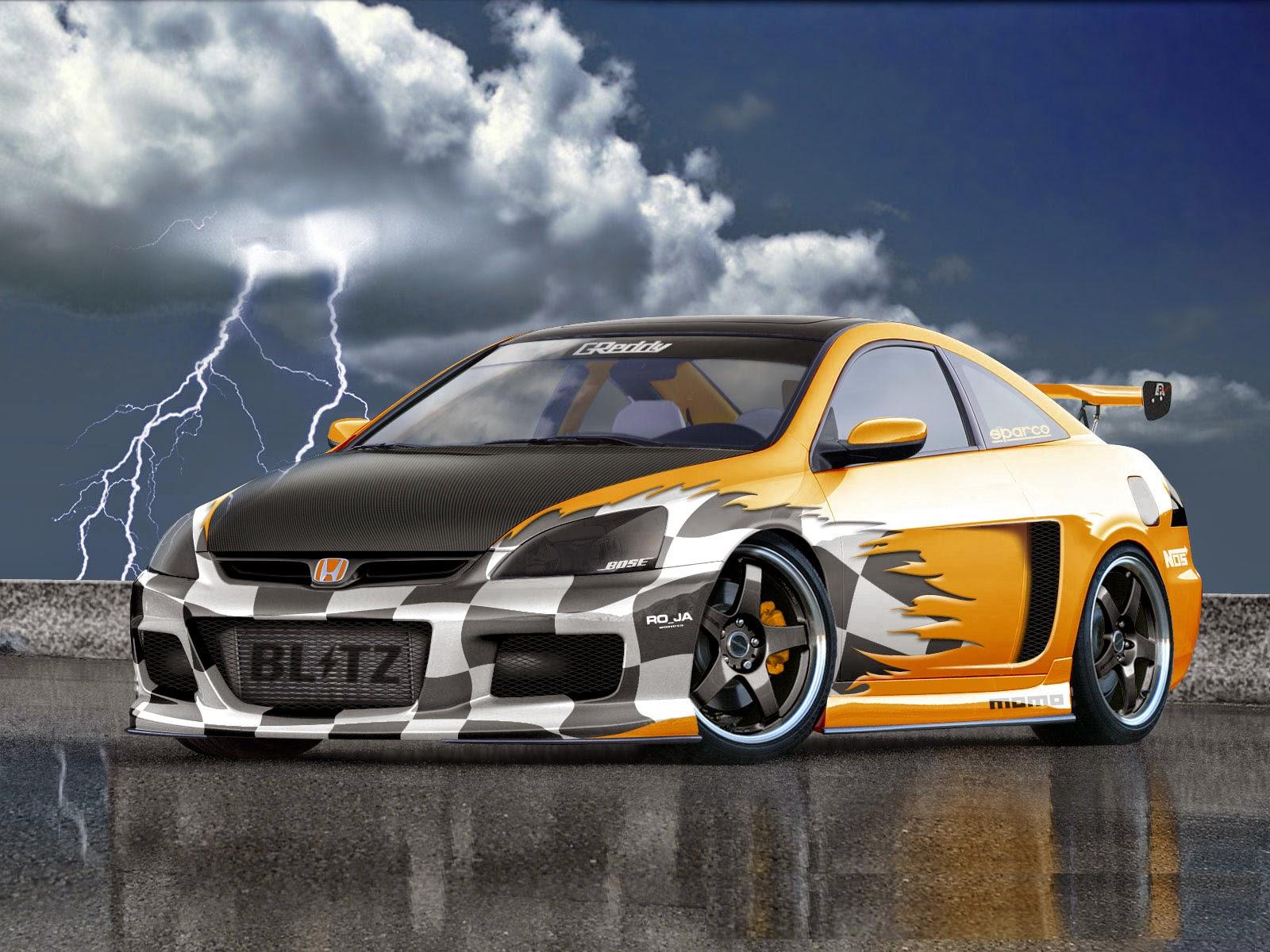 Spor Car Wallpaper
