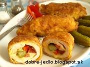 Gazdovské rezne - recept