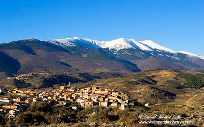 Alcala del Moncayo Moncayo Senderismo Aragón Montaña