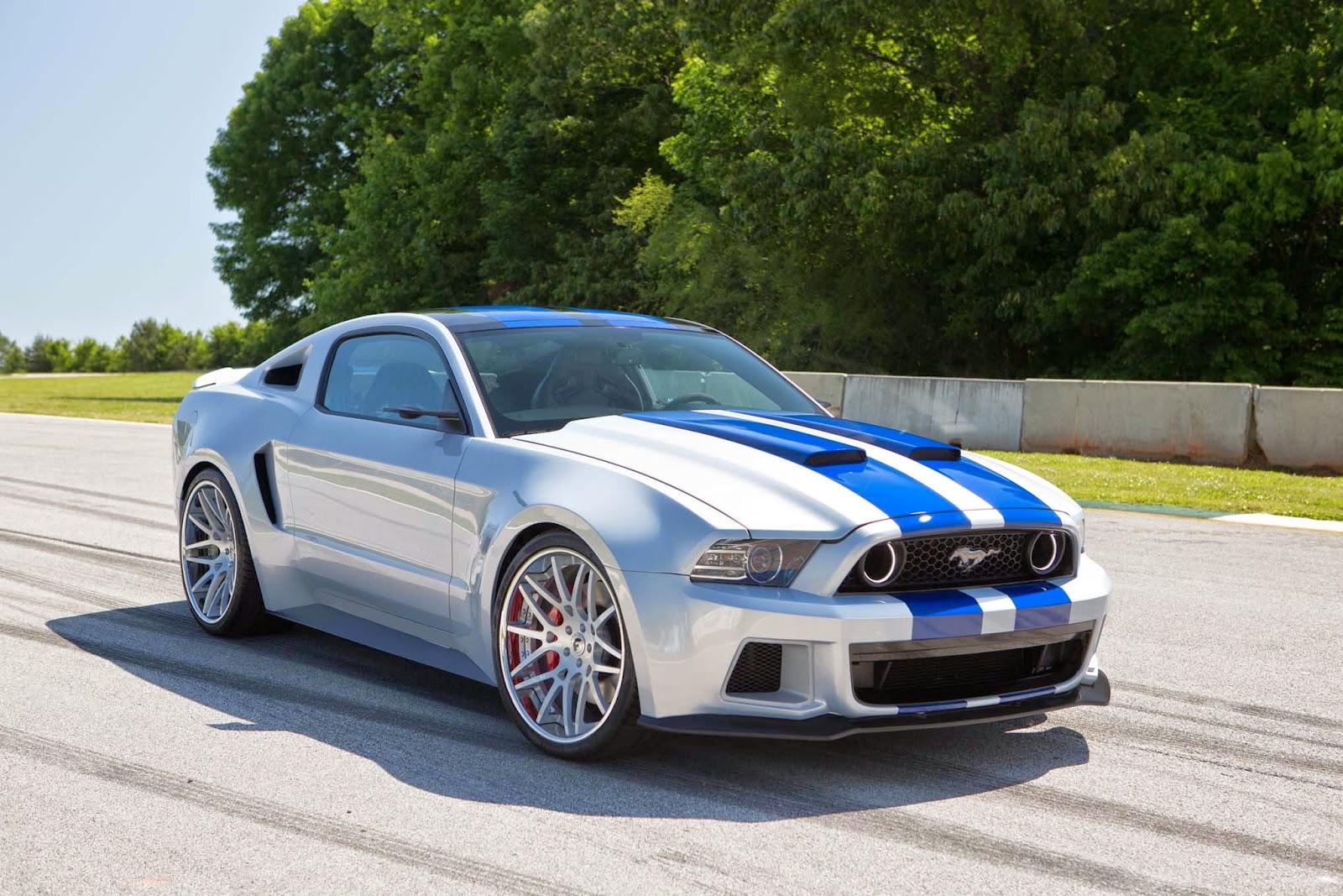 Mustang 2014