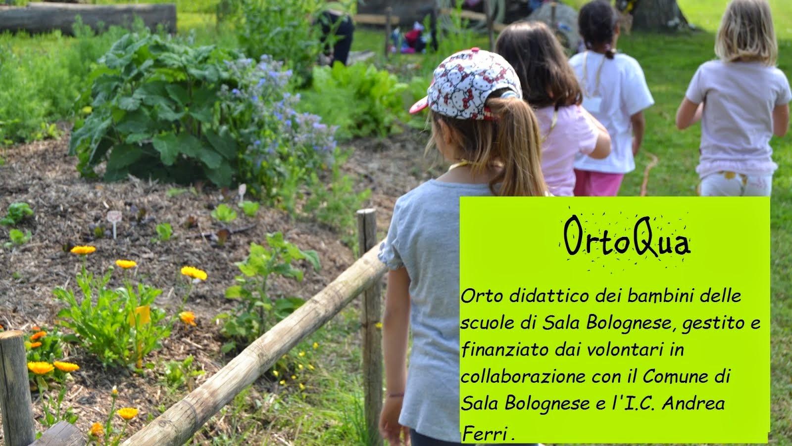 Progetto Orto Didattico