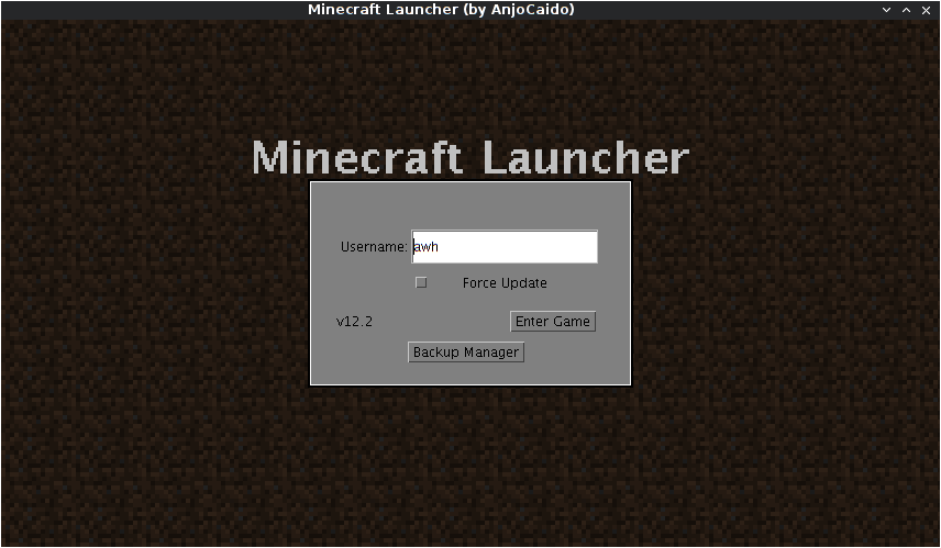 no download minecraft launcher
