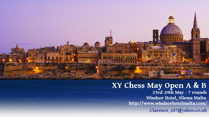 XY Chess May Open