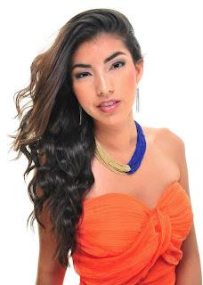 Lucianette Verhoeks, Miss World Aruba 2012