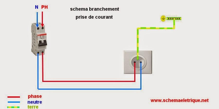 Prise Electrique Couleur  Capteur Photolectrique