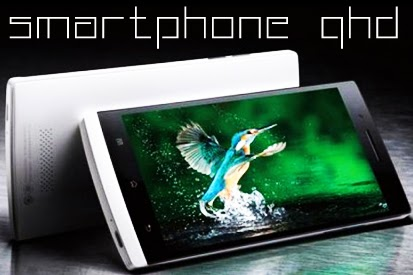 Smartphone QHD 2014