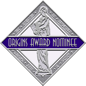 Origins Award Nominee 2015