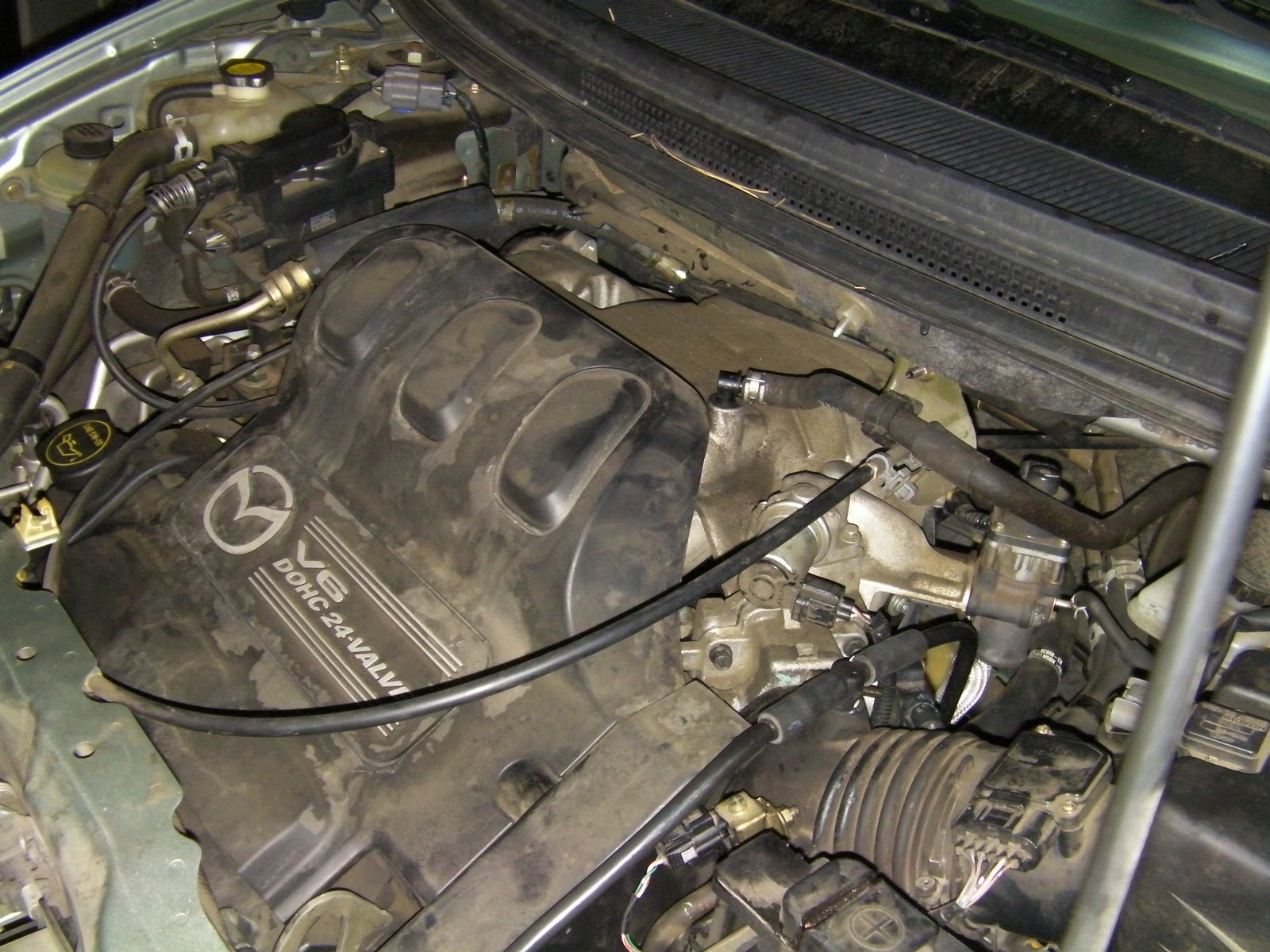 Bernards Blog  Mazda 3 0L Engine Tune