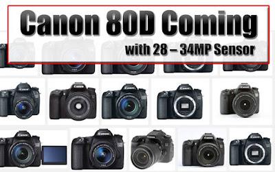 Canon rumor, Canon EOS 80D specs, Canon EOS 80D rumors, 28 megapixel sensor, Pixel Dual AF, focus peaking, anti-flickering, DIGIC 7
