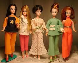 Dawn Dolls Their 70s Glam Fashions