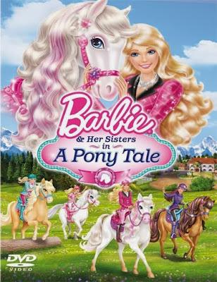 descargar Barbie y sus Hermanas: Una Historia de Ponis – DVDRIP LATINO
