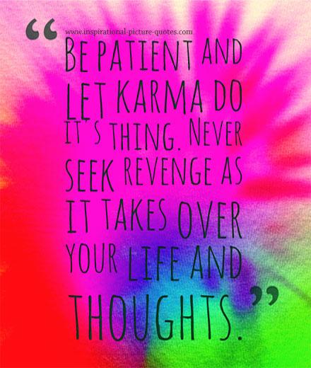 Revenge Picture Quotes