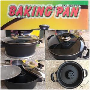Jual Baking Pan Alat Masak Kue Anti Lengket