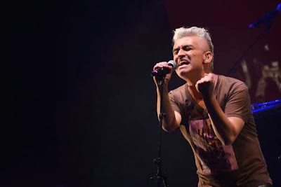 La presentación de Corazones en vivo en el Teatro Municipal