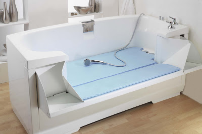 Baths for Disabled