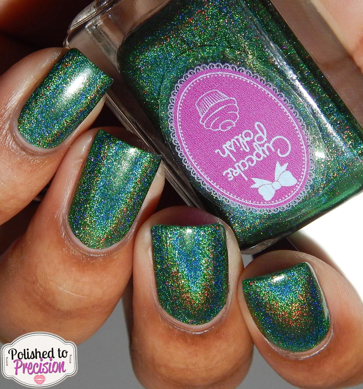 Cupcake Polish Emerald Isle