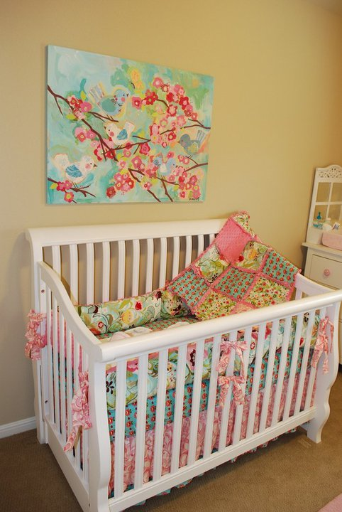 My Texas Nest: Nursery Bedding Ideas