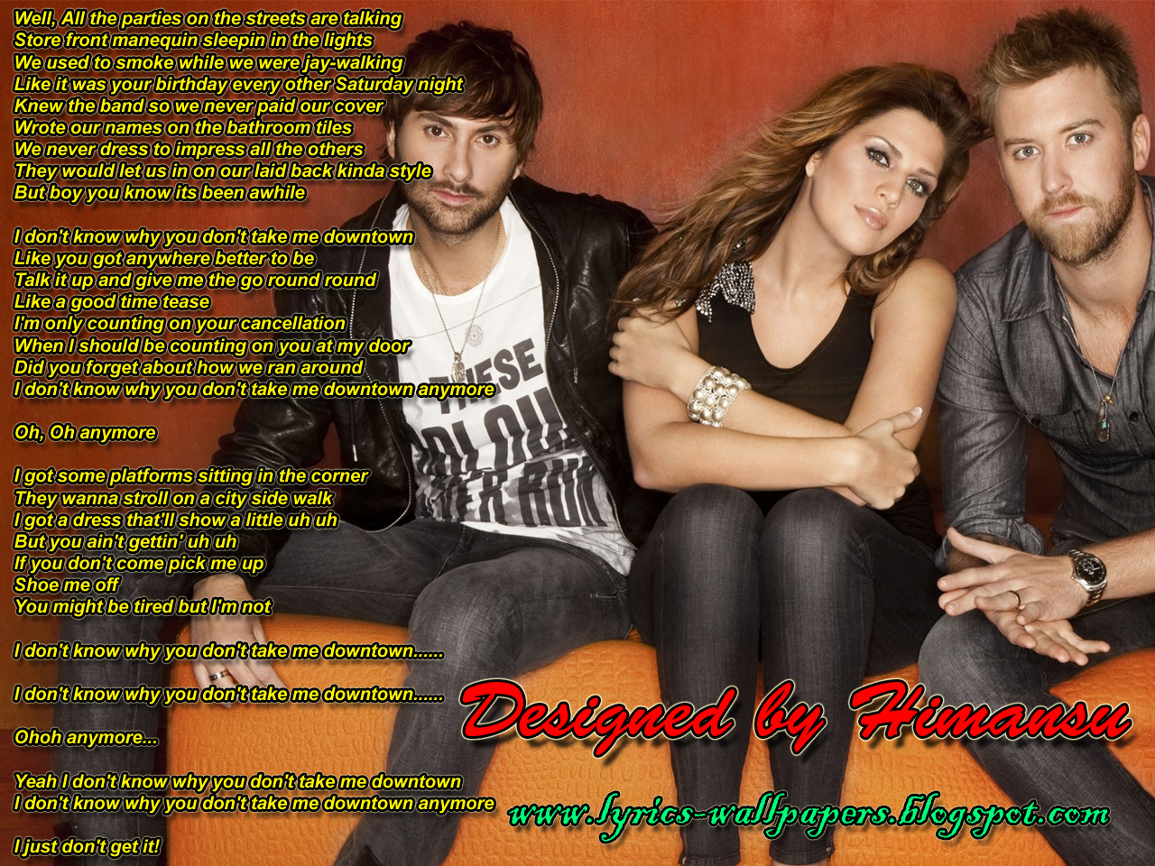 http://2.bp.blogspot.com/-Xsd0PSoAeUE/UZfS89nFlNI/AAAAAAAABPw/1XFU3Xt-81A/s1600/Lyrics+Wallpapers+-+Lady+Antebellum+-+Downtown.jpg