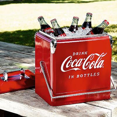 Coca Cola Picnic Cooler - Hielera