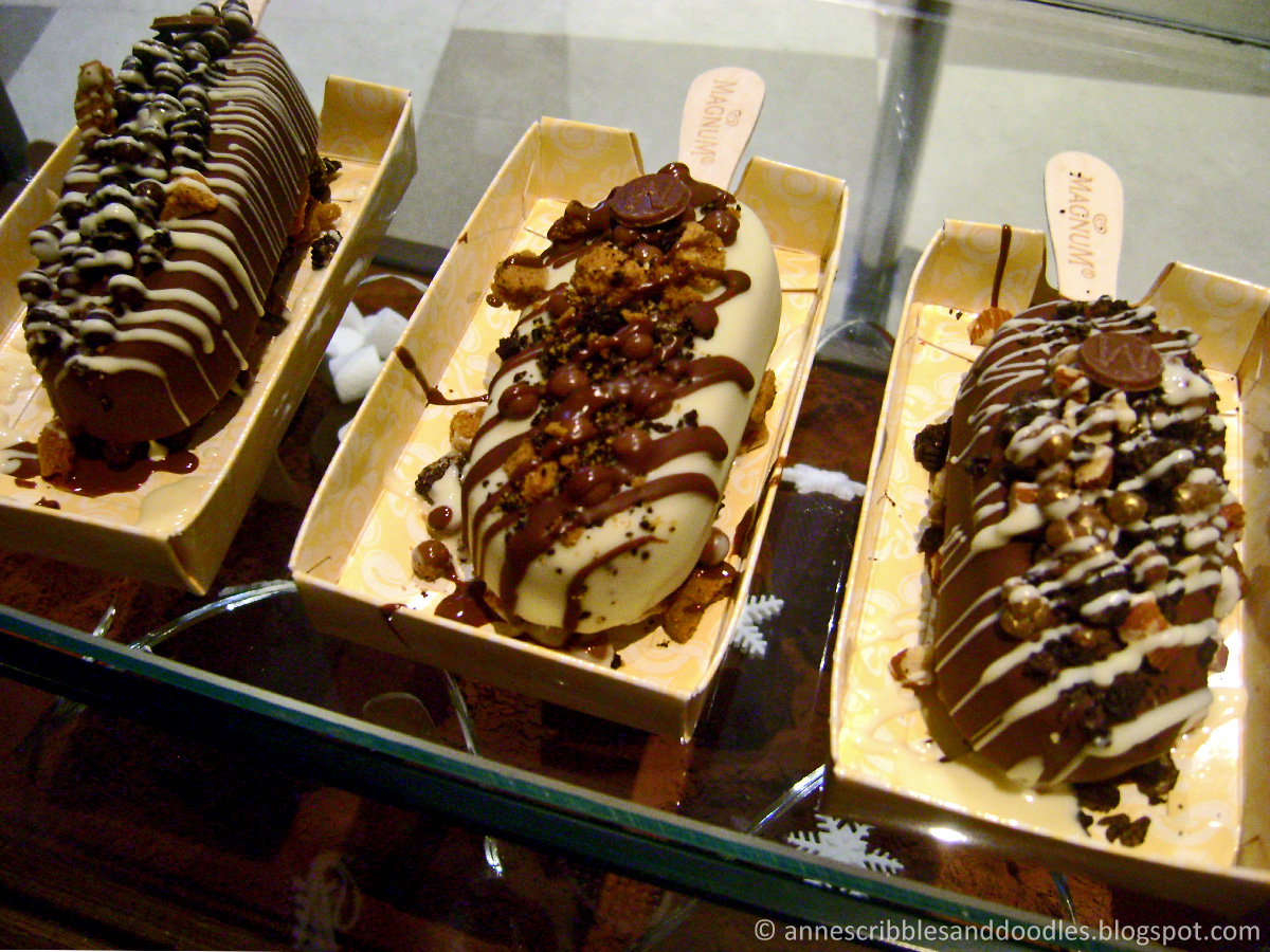 Magnum Manila: Make Your Own Magnum