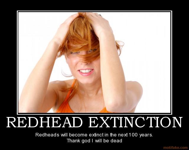 Funny Memes For Redheads : Last refuge of a scoundrel november