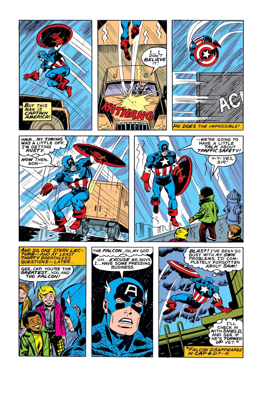 Captain America (1968) Issue #228 #142 - English 8