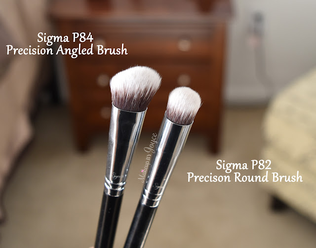 Sigma P84 vs P82 Brush Review