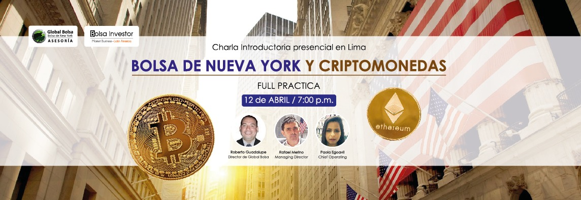 12 ABRIL. CHARLA GRATUITA EN LIMA