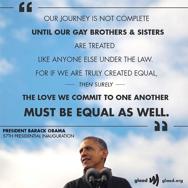 15 Times Celebs Took a Powerful Stand for Marriage Equality