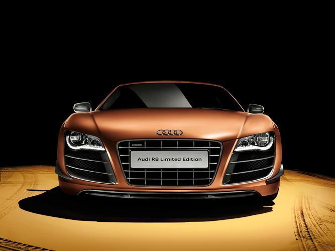 [Resim: Audi+R8+Limited+Edition+1.jpg]