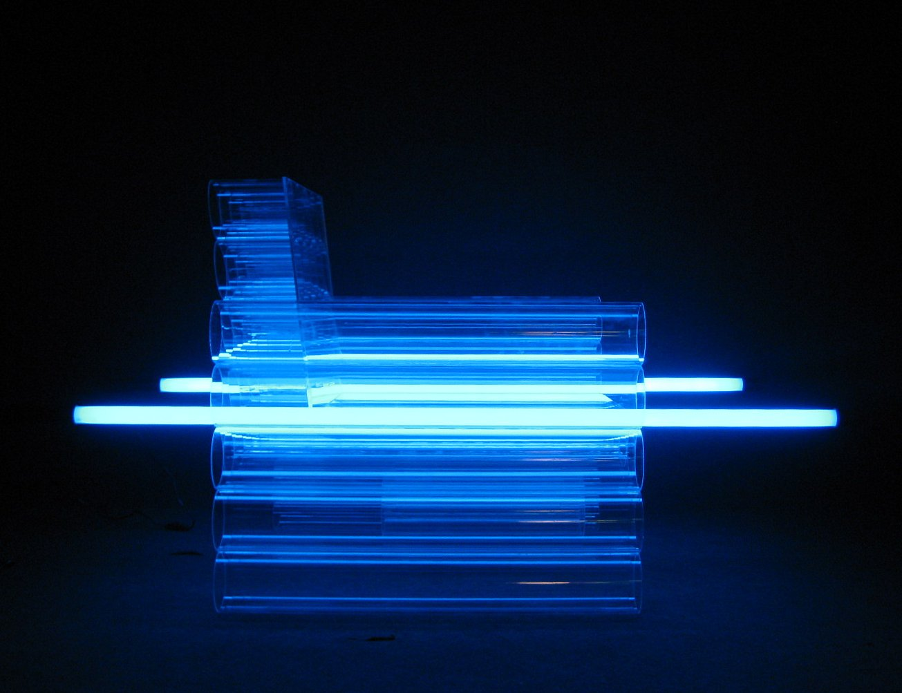 auktion manfred kielnhofer lichtobjekt sessel modell interlux f r interlux. Black Bedroom Furniture Sets. Home Design Ideas