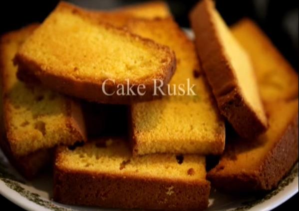 Urdu Recipe Cake Rusk By Bajias Cooking Chicken