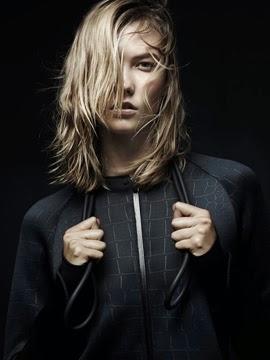 Nike e Pedro Lourenço coleção esportiva jaqueta feminina