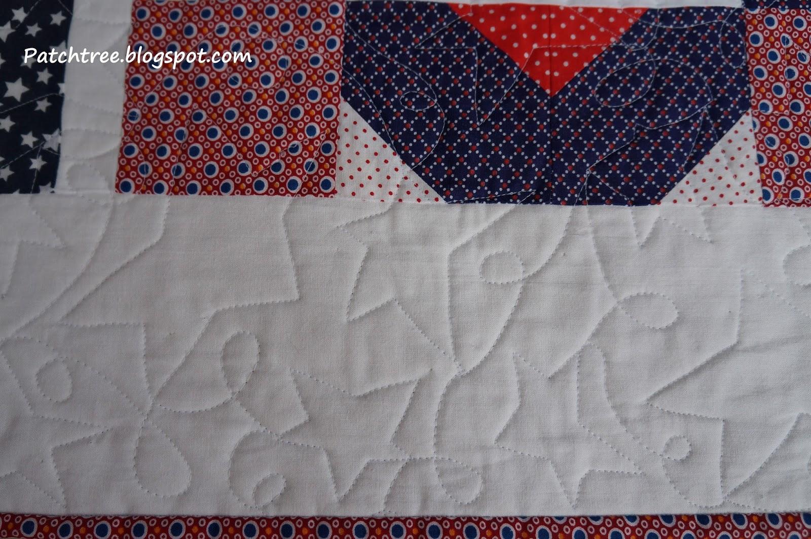 Стежка одеяла
