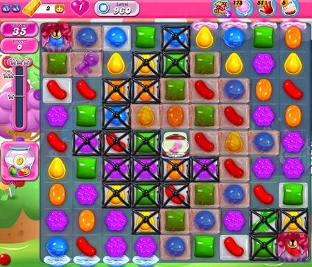 Candy Crush Saga 960