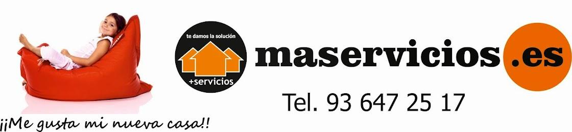 Blog inmobiliaria Maservicios