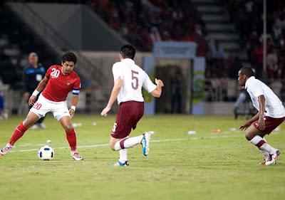 Qatar 4 - 0 Indonesia (1)