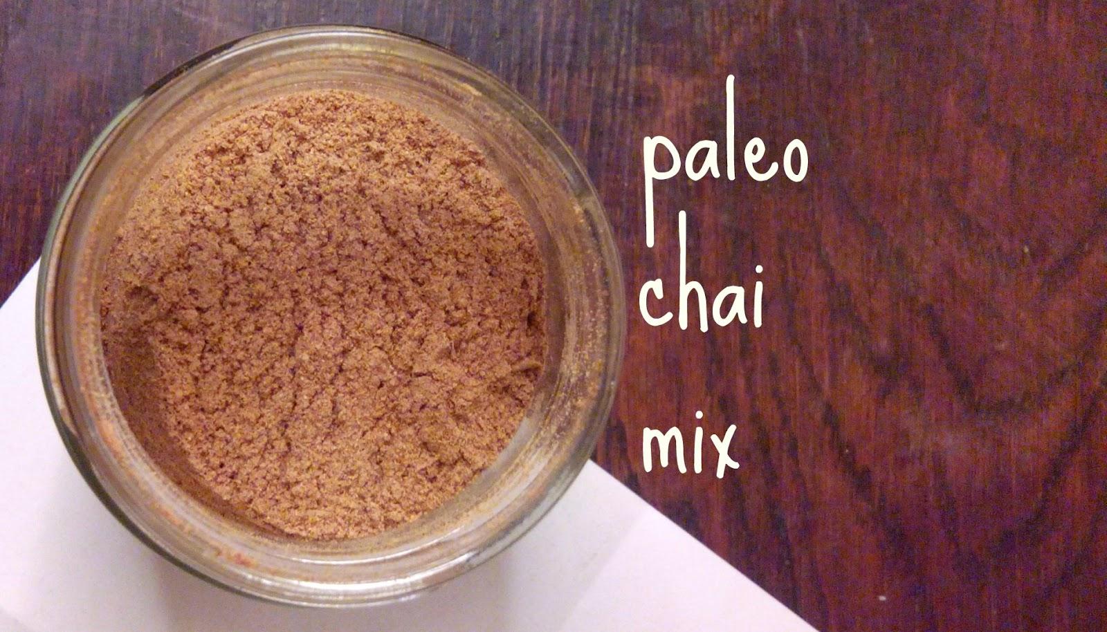 Paleo Chai Mix