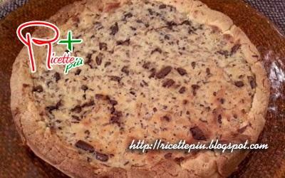Torta Farro Ricotta e Cioccolato di Cotto e Mangiato