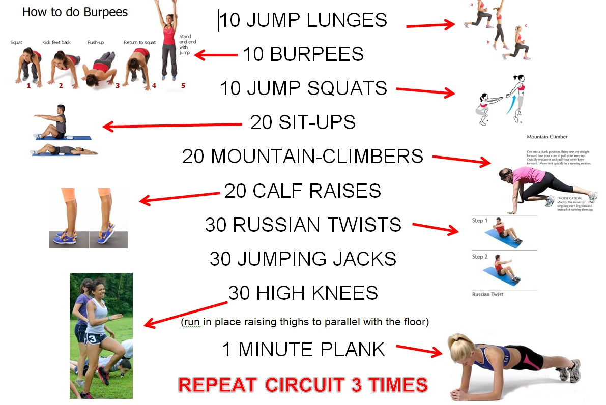 feels like running uphill some great crossfit style circuit workoutssome great crossfit style circuit workouts