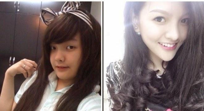 Vẻ đẹp không ngờ của cô gái Sài Gòn từng nặng tới 70kg