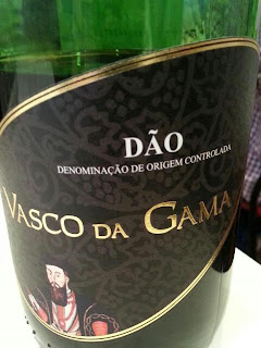 Vasco da Gama – Dão tinto 2006