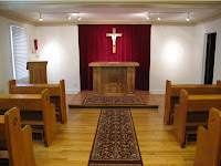Chapel in St Peters Residence