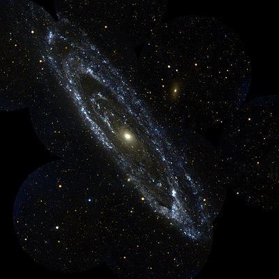 Algunos datos interesantes sobre la Vía Láctea