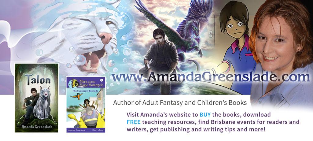 Visit Amanda Greenslade's website for free school activities for the Australian National Curriculum