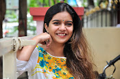 Colors Swathi photos at Tripura Movie Interview-thumbnail-8