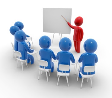SEO MEN - Teaching a lesson - TORUS Copywriting Services include Blogging and Social Media Networking