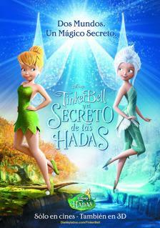 descargar Tinker Bell y el Secreto de las Hadas – DVDRIP LATINO